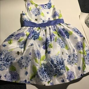 Gymboree floral Easter dress